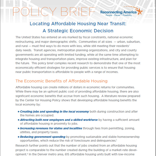policy brief example template - press release policy brief explores economic benefits of