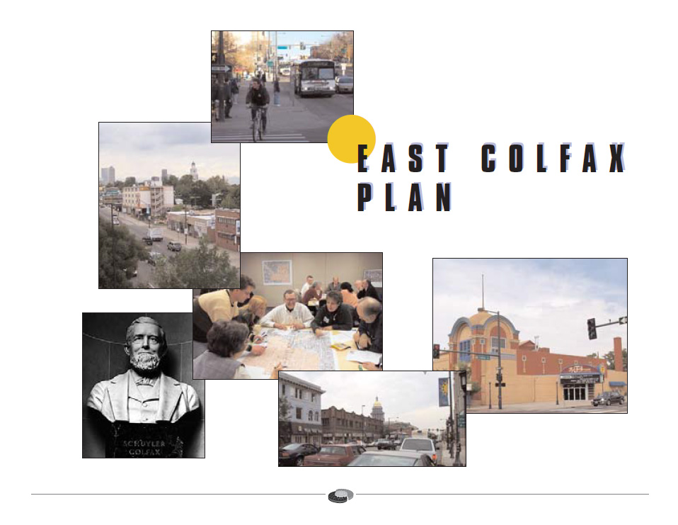 East colfax corridor plan reconnecting america forecasts estimate that denvers population will grow by 132000 people and that the metro region will grow by 800000 people over the next twenty years malvernweather Choice Image