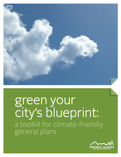 Green Your City's Blueprint - Reconnecting America