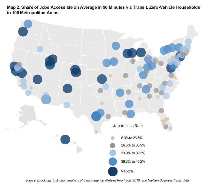 New Brookings Report Looks at Access to Public