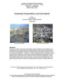 urban transit operations planning and economics pdf