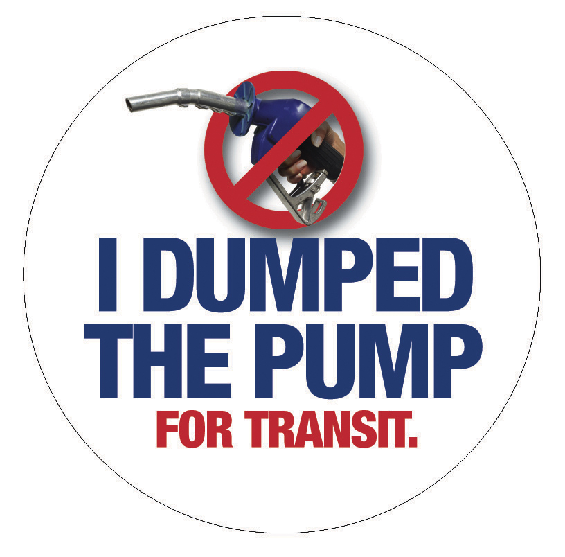 2013 National Dump The Pump Day - Reconnecting America